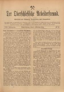 Der Oberschlesische Arbeiterfreund, 1912/1913, Jg. 13, No 78