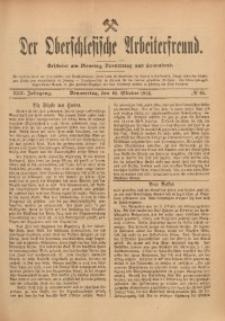Der Oberschlesische Arbeiterfreund, 1912/1913, Jg. 13, No 81