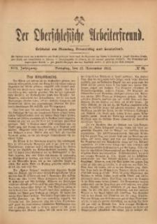 Der Oberschlesische Arbeiterfreund, 1912/1913, Jg. 13, No 95