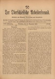 Der Oberschlesische Arbeiterfreund, 1912/1913, Jg. 13, No 115