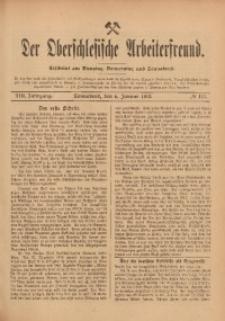 Der Oberschlesische Arbeiterfreund, 1912/1913, Jg. 13, No 117