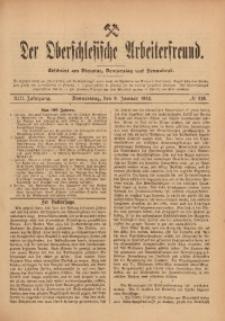 Der Oberschlesische Arbeiterfreund, 1912/1913, Jg. 13, No 119