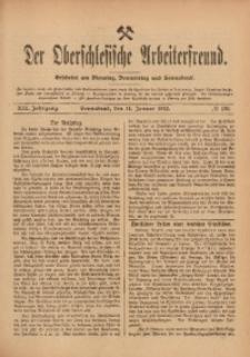 Der Oberschlesische Arbeiterfreund, 1912/1913, Jg. 13, No 120