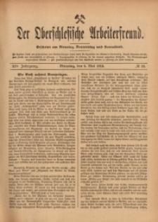 Der Oberschlesische Arbeiterfreund, 1913/1914, Jg. 14, No 16