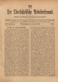Der Oberschlesische Arbeiterfreund, 1913/1914, Jg. 14, No 34