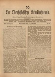 Der Oberschlesische Arbeiterfreund, 1913/1914, Jg. 14, No 40