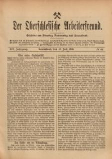 Der Oberschlesische Arbeiterfreund, 1913/1914, Jg. 14, No 44