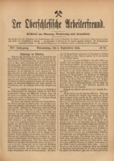 Der Oberschlesische Arbeiterfreund, 1913/1914, Jg. 14, No 67