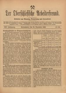 Der Oberschlesische Arbeiterfreund, 1913/1914, Jg. 14, No 113