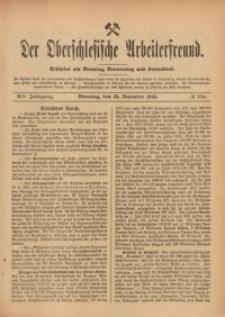 Der Oberschlesische Arbeiterfreund, 1913/1914, Jg. 14, No 114