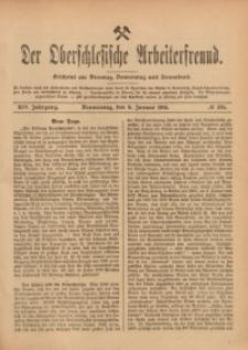 Der Oberschlesische Arbeiterfreund, 1913/1914, Jg. 14, No 120
