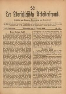 Der Oberschlesische Arbeiterfreund, 1913/1914, Jg. 14, No 128