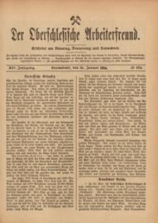 Der Oberschlesische Arbeiterfreund, 1913/1914, Jg. 14, No 130