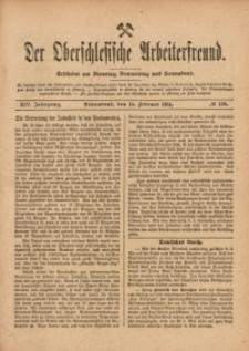Der Oberschlesische Arbeiterfreund, 1913/1914, Jg. 14, No 136