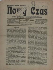 Nowy Czas, 1924, Nry 1-2, 4-17, 51, 18-24, 26-44, 47, 49, 50, 52
