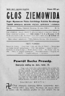 Głos Ziemowida, 1926, R. 2, nr 24