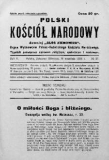 Głos Ziemowida, 1926, R. 2, nr 37