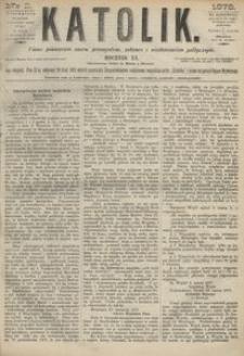 Katolik, 1878, R. 11, nr 2