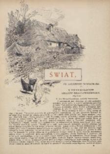 Świat. Dwutygodnik ilustrowany, 1889, R. 2, [Nr 18]
