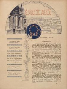 Świat. Dwutygodnik ilustrowany, 1893, R. 6, Nr 5