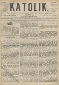 Katolik, 1878, R. 11, nr 8