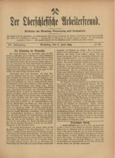 Der Oberschlesische Arbeiterfreund, 1914/1915, Jg. 15, No 28