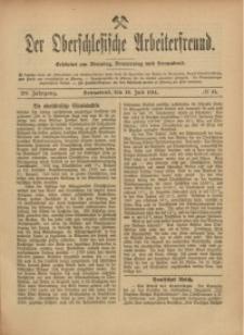Der Oberschlesische Arbeiterfreund, 1914/1915, Jg. 15, No 45
