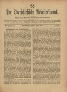 Der Oberschlesische Arbeiterfreund, 1914/1915, Jg. 15, No 48