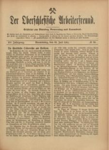 Der Oberschlesische Arbeiterfreund, 1914/1915, Jg. 15, No 50