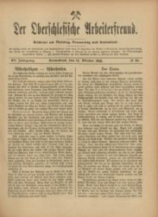 Der Oberschlesische Arbeiterfreund, 1914/1915, Jg. 15, No 90