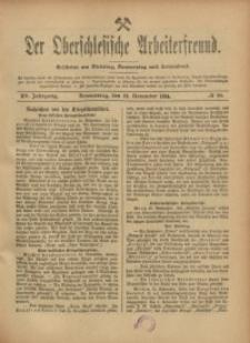 Der Oberschlesische Arbeiterfreund, 1914/1915, Jg. 15, No 98