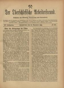 Der Oberschlesische Arbeiterfreund, 1914/1915, Jg. 15, No 108