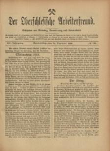Der Oberschlesische Arbeiterfreund, 1914/1915, Jg. 15, No 113