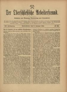 Der Oberschlesische Arbeiterfreund, 1914/1915, Jg. 15, No 119