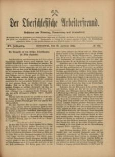 Der Oberschlesische Arbeiterfreund, 1914/1915, Jg. 15, No 125