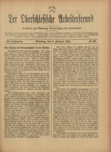 Der Oberschlesische Arbeiterfreund, 1914/1915, Jg. 15, No 129