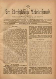 Der Oberschlesische Arbeiterfreund, 1917/1918, Jg. 18, No 2
