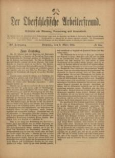 Der Oberschlesische Arbeiterfreund, 1914/1915, Jg. 15, No 144