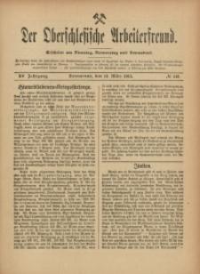 Der Oberschlesische Arbeiterfreund, 1914/1915, Jg. 15, No 146