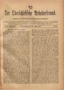 Der Oberschlesische Arbeiterfreund, 1917/1918, Jg. 18, No 10