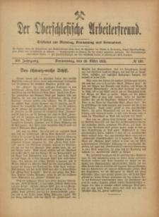 Der Oberschlesische Arbeiterfreund, 1914/1915, Jg. 15, No 148