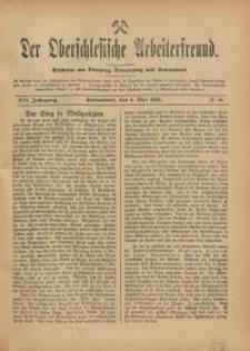 Der Oberschlesische Arbeiterfreund, 1915/1916, Jg. 16, No 16