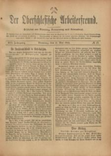 Der Oberschlesische Arbeiterfreund, 1915/1916, Jg. 16, No 17