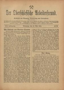 Der Oberschlesische Arbeiterfreund, 1915/1916, Jg. 16, No 20