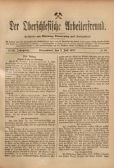 Der Oberschlesische Arbeiterfreund, 1917/1918, Jg. 18, No 40