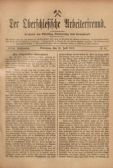 Der Oberschlesische Arbeiterfreund, 1917/1918, Jg. 18, No 41