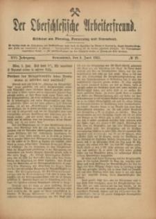 Der Oberschlesische Arbeiterfreund, 1915/1916, Jg. 16, No 27