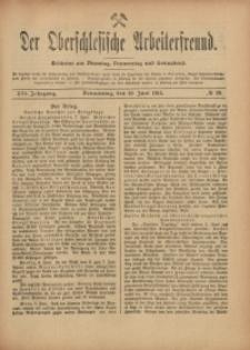 Der Oberschlesische Arbeiterfreund, 1915/1916, Jg. 16, No 29