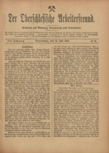 Der Oberschlesische Arbeiterfreund, 1915/1916, Jg. 16, No 44