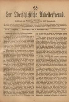 Der Oberschlesische Arbeiterfreund, 1917/1918, Jg. 18, No 66